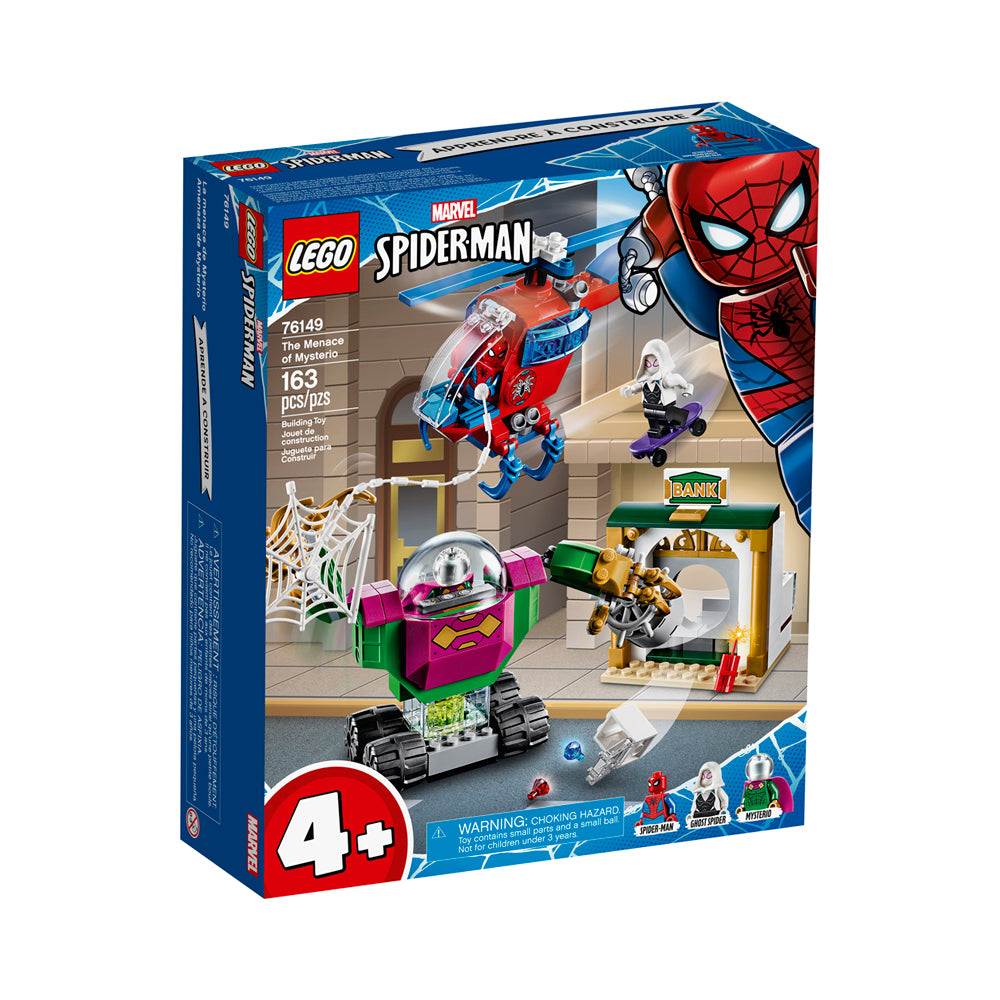 LEGO® Marvel Super Heroes The Menace of Mysterio
