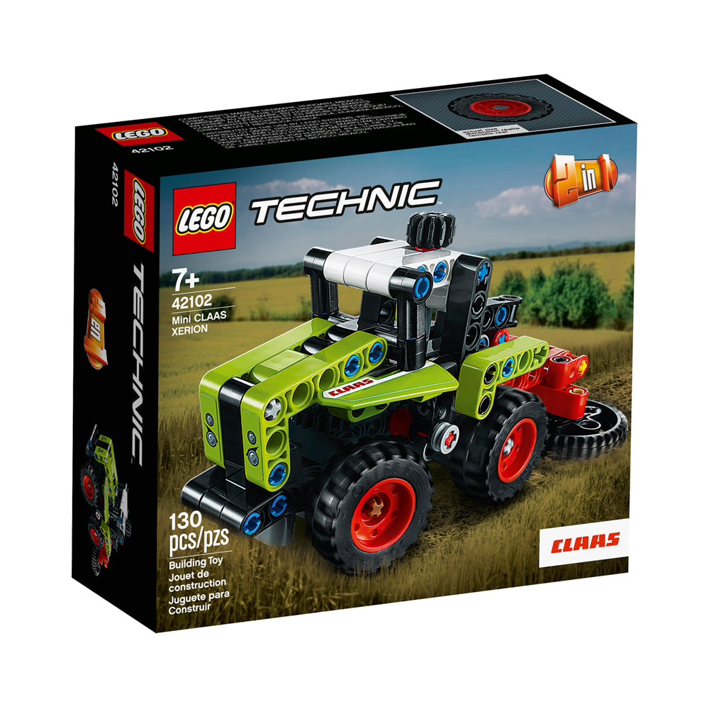 LEGO® Technic™ Mini CLAAS XERION