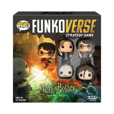 POP! Funkoverse Strategy Game: Harry Potter Battle in the Wizarding World