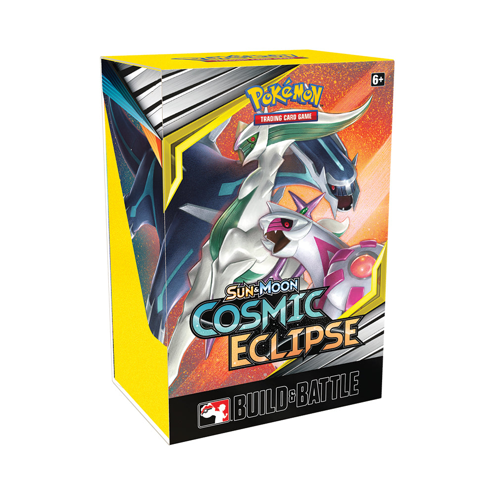 Pokémon TCG: Sun & Moon Cosmic Eclipse Build & Battle Box