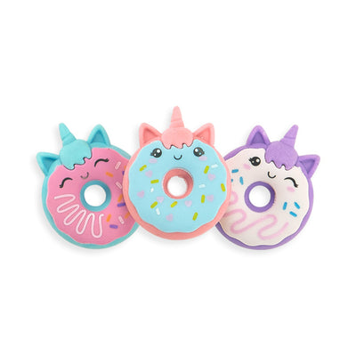 Ooly Magic Bakery Unicorn Donuts Scented Erasers