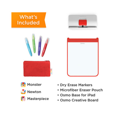 Osmo Creative Starter Kit for iPad