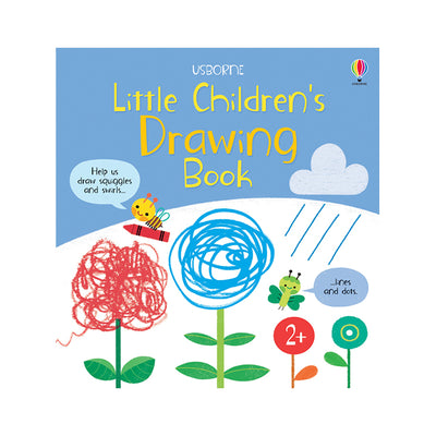 Usborne Little Children's Drawing Book