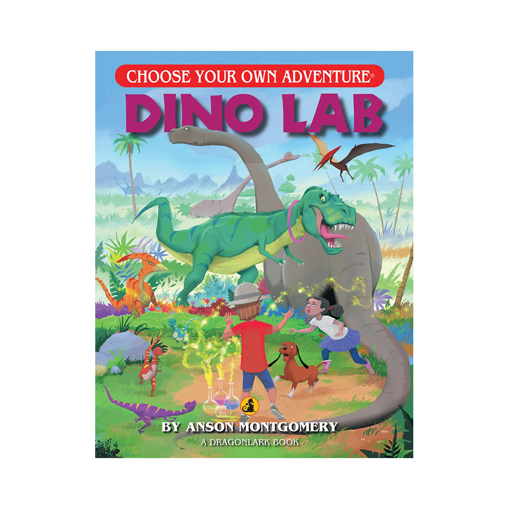 Choose Your Own Adventure: Dino Lab