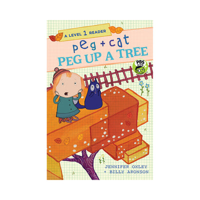 Peg + Cat: Peg Up a Tree Level 1 Reader