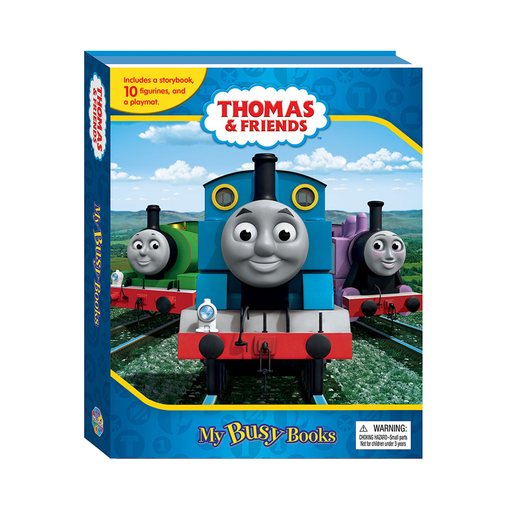 My Busy Books: Thomas & Friends