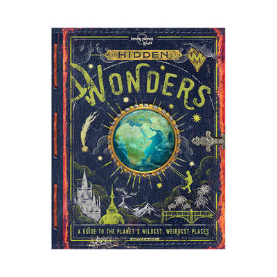 Lonely Planet Kids: Hidden Wonders