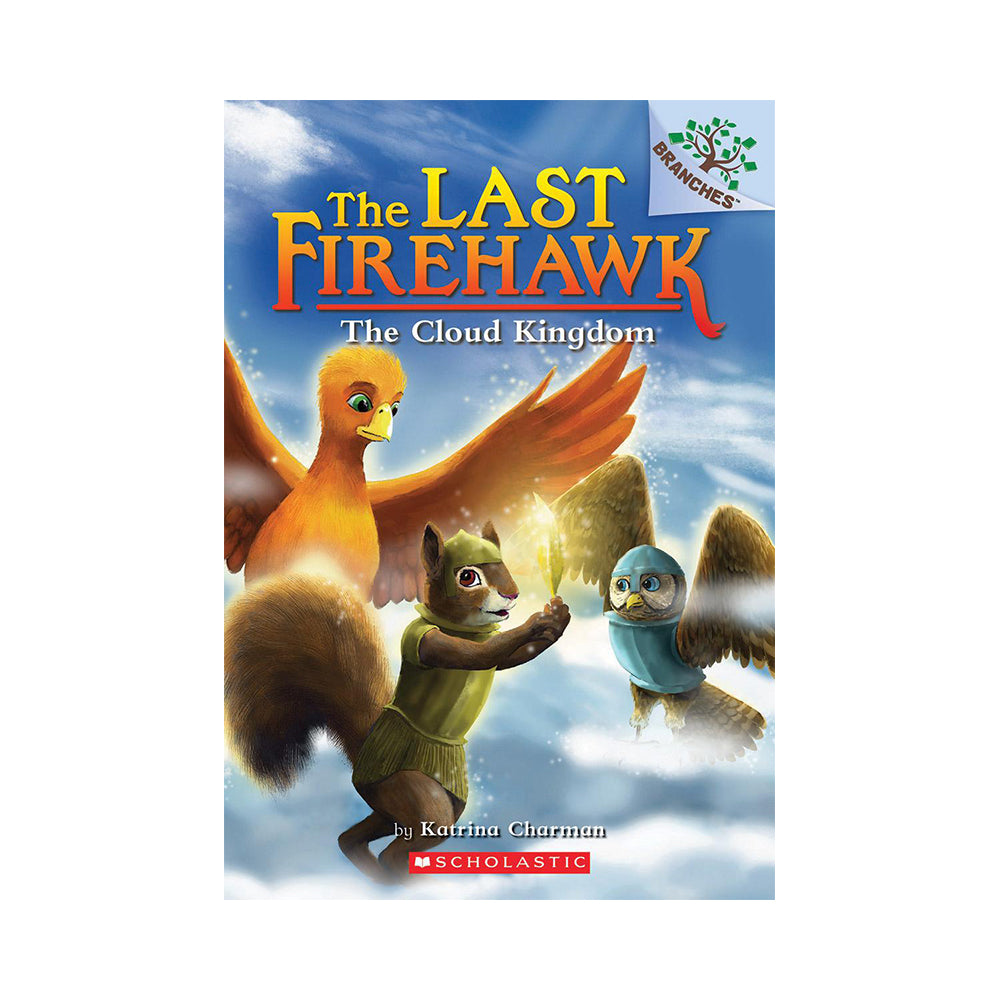 The Last Firehawk #7: The Cloud Kingdom