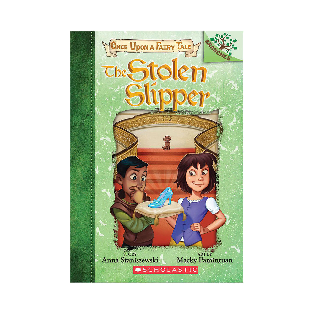 Once Upon a Fairy Tale #2: The Stolen Slipper