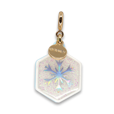 CHARM IT! Disney Frozen II Elsa Gold Glitter Charm