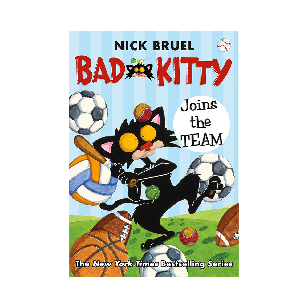 Bad Kitty #13: Joins the Team