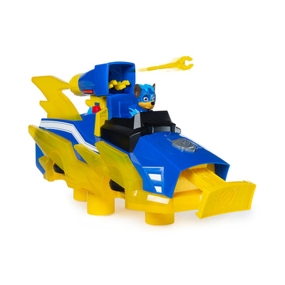 PAW Patrol Mighty Pups Charged Up Chase Transforming Vehicle