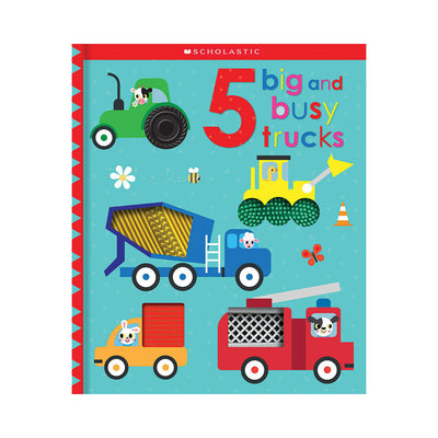 Scholastic Early Learners: 5 Big and Busy Trucks