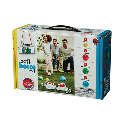 Franklin Kids Soft Bocce Set