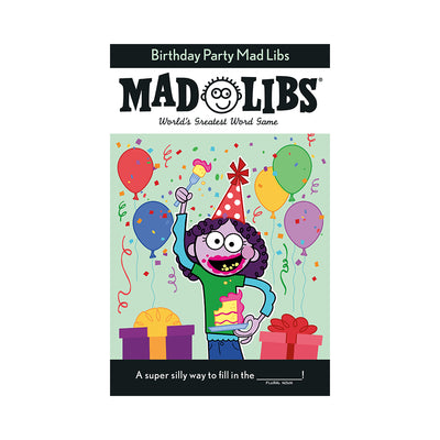 Mad Libs®: Birthday Party