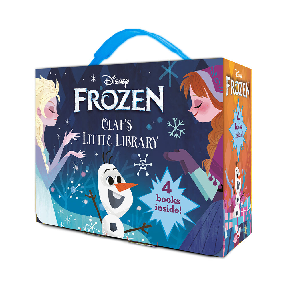 Disney Frozen Olaf's Little Library