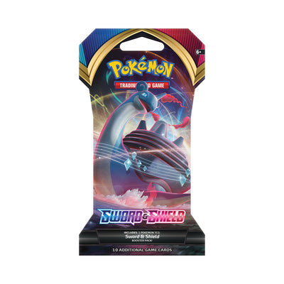 Pokémon TCG: Sword & Shield Sleeved Booster Pack