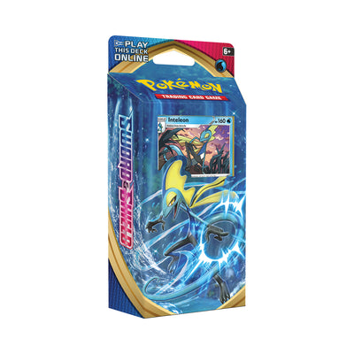 Pokémon TCG: Sword & Shield Theme Deck