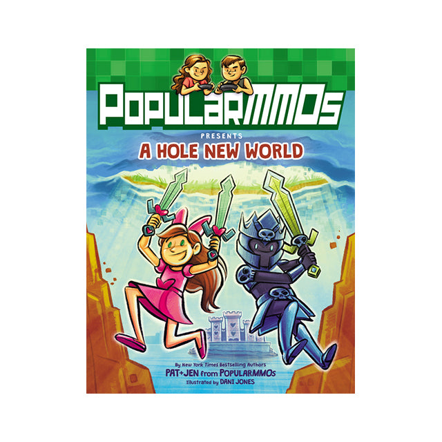 PopularMMOs #1: PopularMMOs Presents A Hole New World