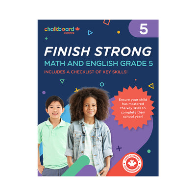 Finish Strong Grade 5