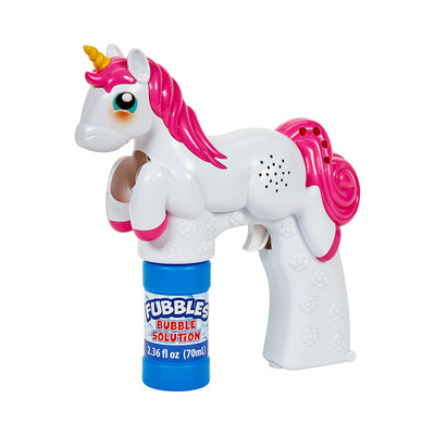 Fubbles® Unicorn Bubble Blaster