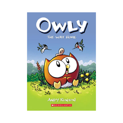 Owly #1: The Way Home