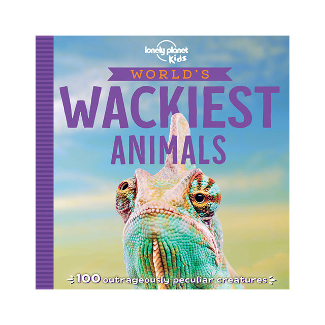 Lonely Planet Kids World's Wackiest Animals