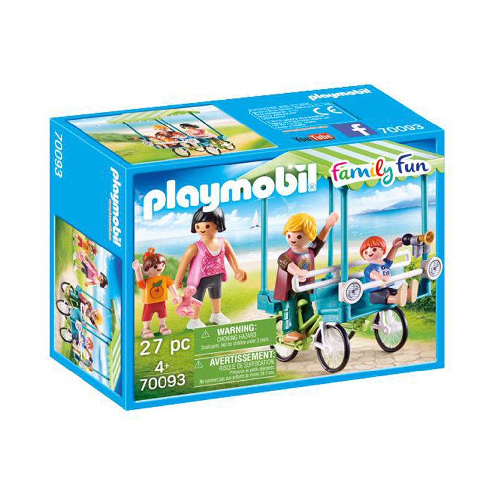 Playmobil Family Fun Family Bicycle