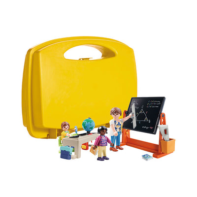Playmobil City Life School Carry Case Large