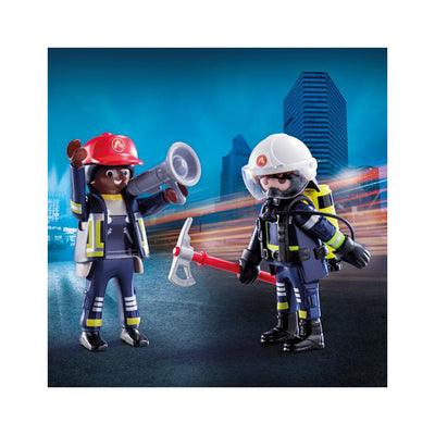 Playmobil City Action Rescue Firefighters
