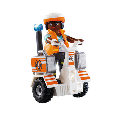 Playmobil City Life Rescue Balance Racer
