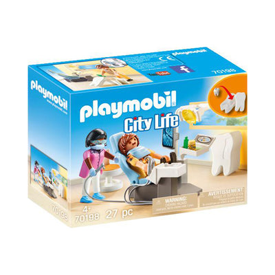 Playmobil City Life Dentist