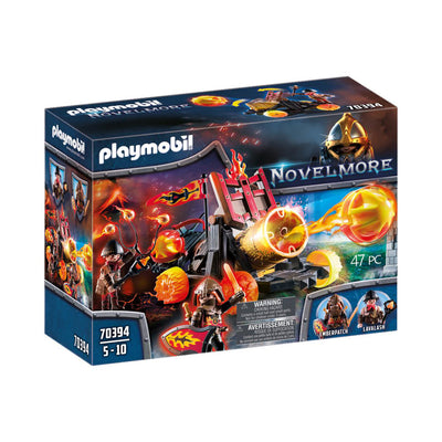 Playmobil Novelmore Burnham Raiders Lava Catapult