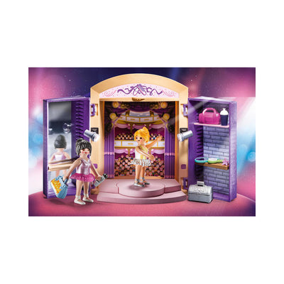 Playmobil City Life Dance Studio Play Box