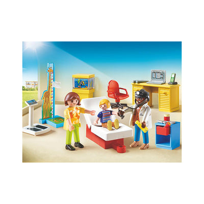 Playmobil Starter Pack Pediatrician's Office