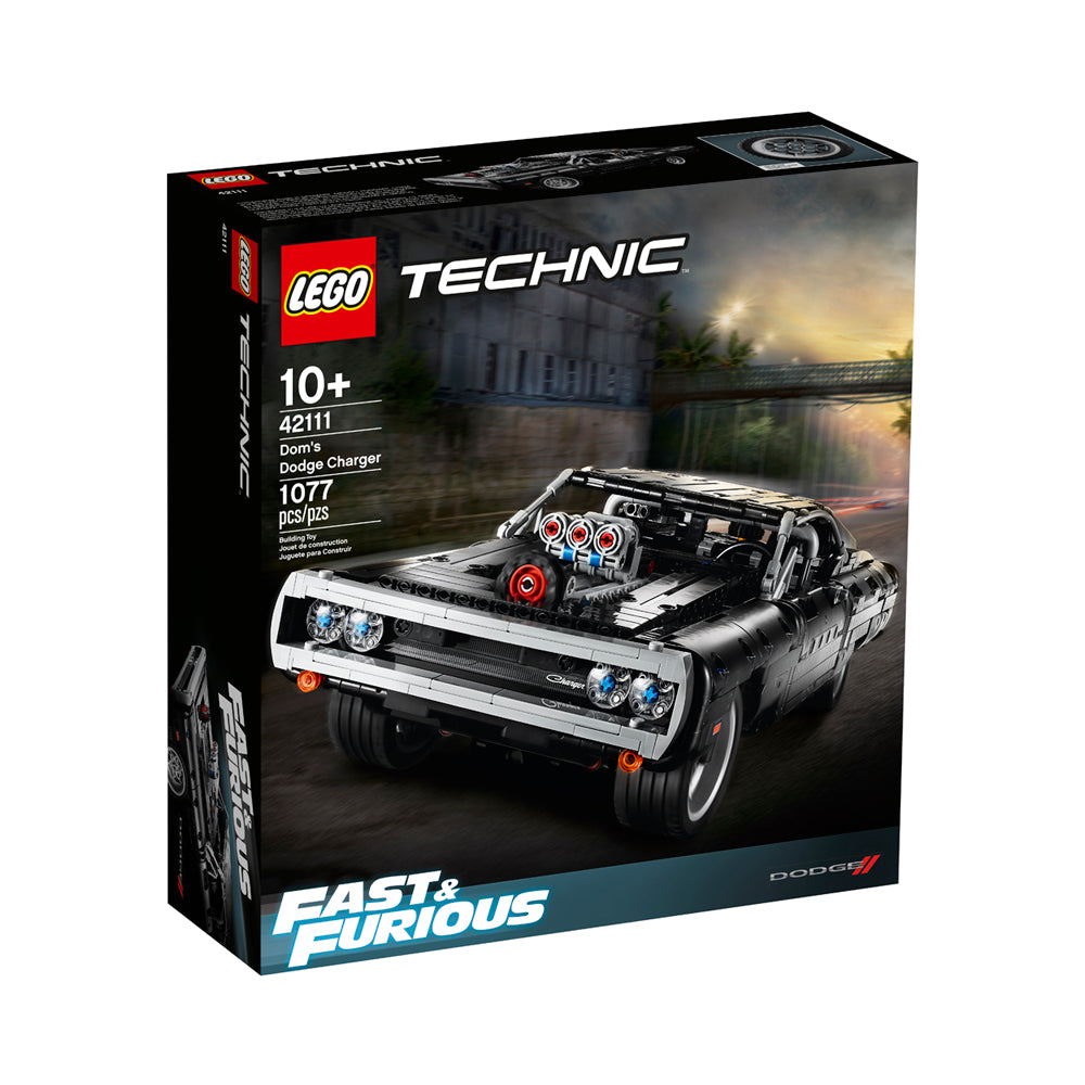 LEGO® Technic™ Dom's Dodge Charger
