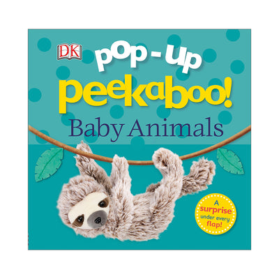 Pop-Up Peekaboo!: Baby Animals