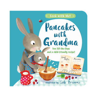 Pancakes with Grandma