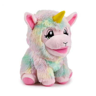 WowWee Alive Jr Lulu the Llamacorn Play & Say Puppet