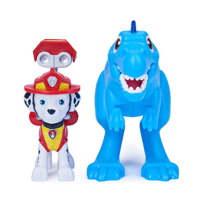 PAW Patrol Dino Rescue Marshall and Velociraptor