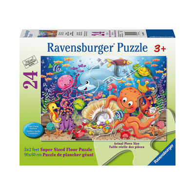 Ravensburger Fishie's Fortune 24pc Puzzle