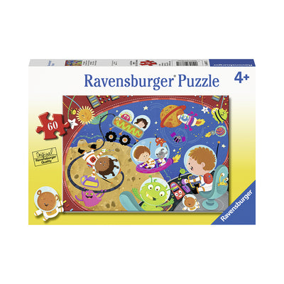 Ravensburger Recess in Space! 60pc Puzzle