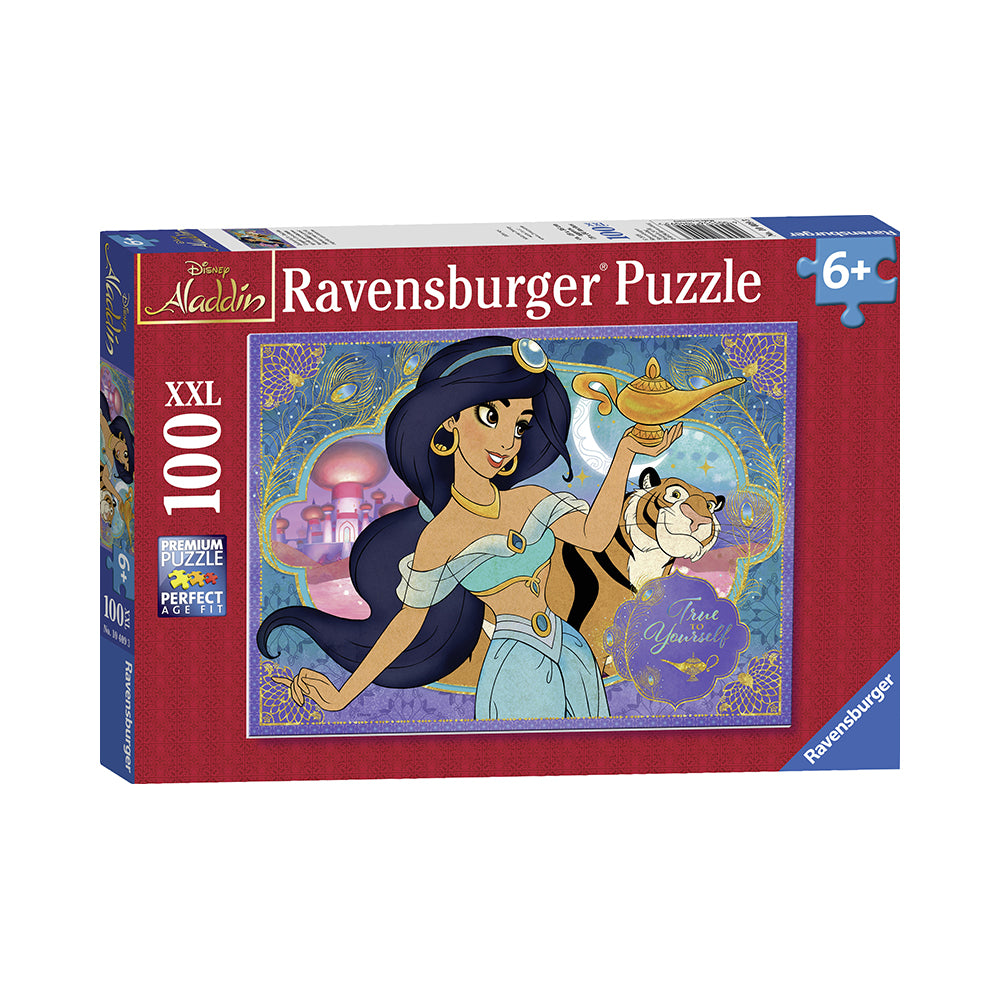 Ravensburger Disney Aladdin Princess Jasmine 100pc Puzzle