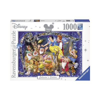 Ravensburger Disney's Snow White 1000pc Collector's Edition Puzzle