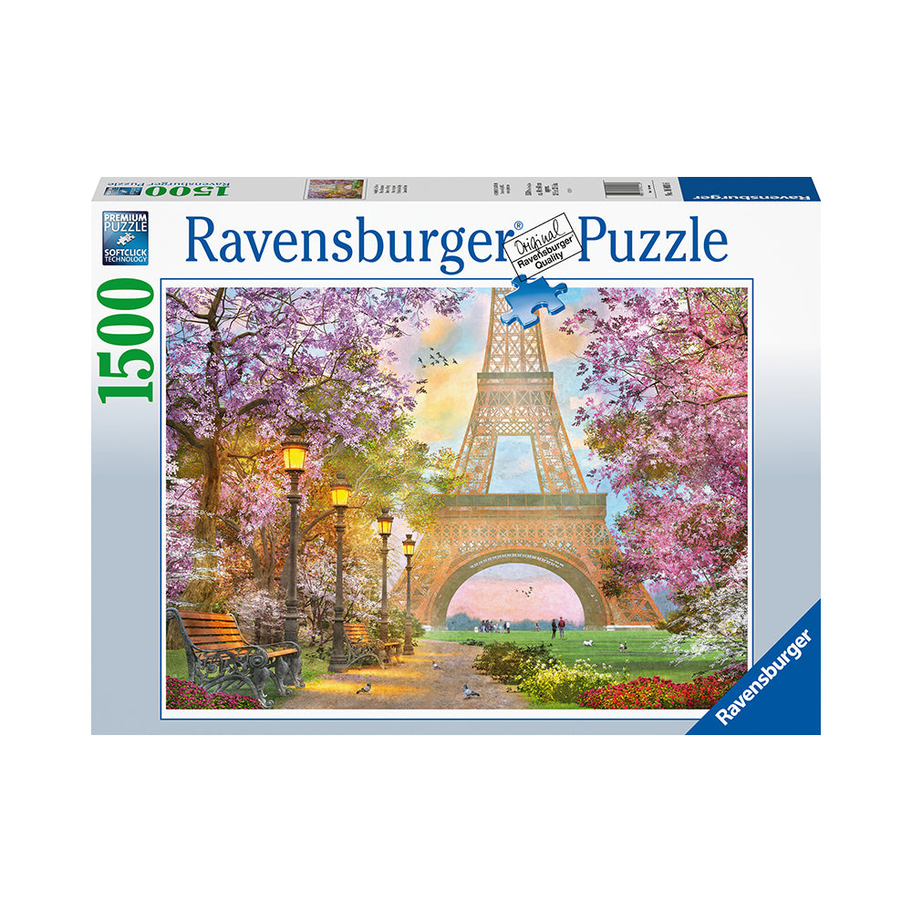 Ravensburger A Paris Stroll 1500pc Puzzle