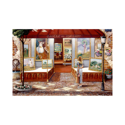 Ravensburger Gallery of Fine Arts 3000pc Puzzle