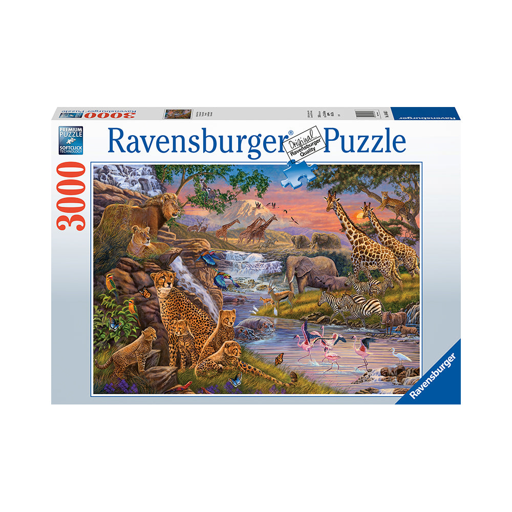 Ravensburger Animal Kingdom 3000pc Puzzle