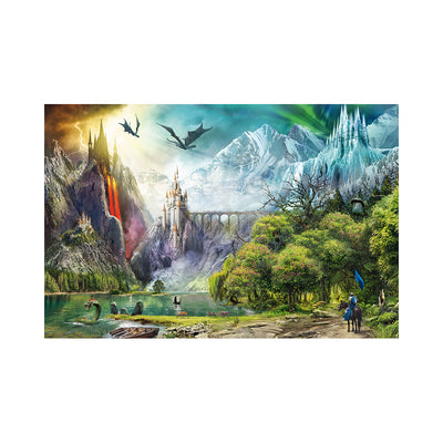 Ravensburger Reign of Dragons 3000pc Puzzle