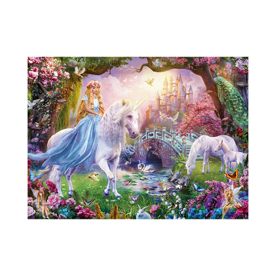 Ravensburger Unicorn Magic 100pc Puzzle