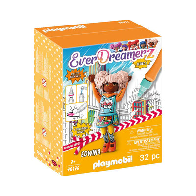 Playmobil EverDreamerz Comic World Edwina